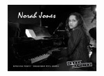 Norah Jones wall poster