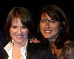 Megan Mullally & Deena