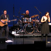 Paula singing with Shane Fontayne (gtr) and Ben Wittman (drums ) STELLAR!