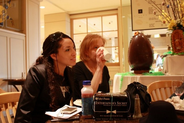 Chicago Co-Directors Celeste and Marie