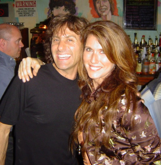 Deena & Dave Fields ( CSN guitarist)