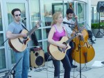 Kristin Diable and band