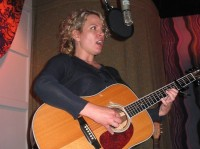 Highlight for Album: Lea Krueger records with Ed Cherney at The Village, Studio D