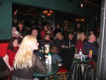 We had an amazing, standing room only crowd....thanks to everyone for coming!!