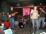 """Anna sang """"Alone"""", """"At Last"""" and """"Edge of Seventeen""""... a great crowd pleasing set."""