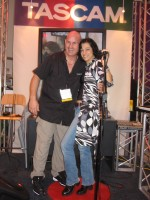 Highlight for Album: Winter NAMM ~ Anaheim, L.A. show