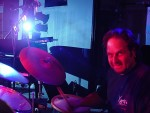 Lee Finkelstein on drums. (CSN NY)