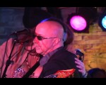 Deena hugs Paul Shaffer
