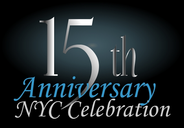 CSN 15th Anniversary logo