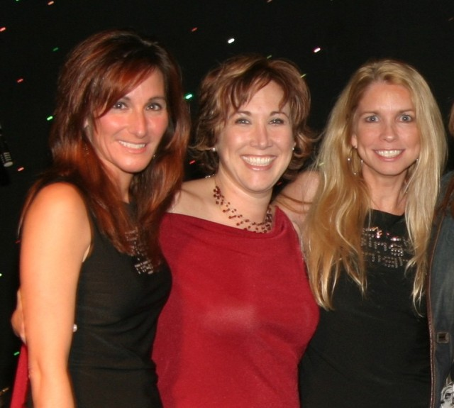 NJ Hosts - Deb, Jodelle and Kathy