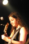 ... Just Gabrielle and her guitar - she performs this one solo