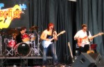 Leah Jee rocks out with two cool originals! Al Arber rocks out on drums!