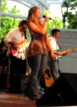 "Julie Moffitt sings her cool original ""Movin' On""."